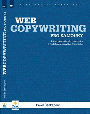 Web Copywriting pro samouky - kniha