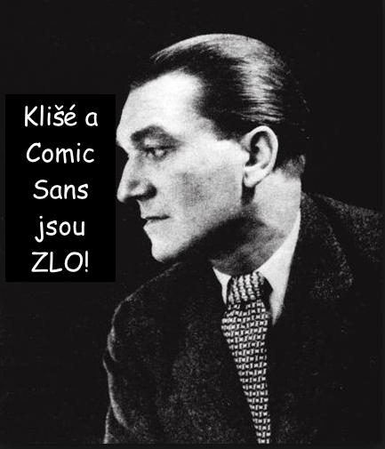 O českém básníkovi Vladimíru Holanovi lze s jistotou tvrdit dvě věci. V jeho sbírkách se vyskytuje fakt hodně málo klišé. A žádná z jeho sbírek nebyla vysázena v Comic Sans.