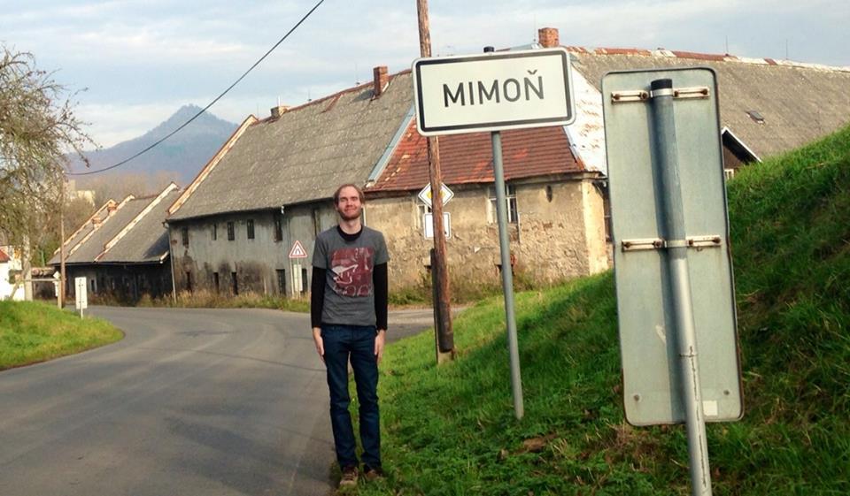 Šenkapoun v Mimoni - portrét z rodinného alba. Ta fotka vysvětluje mnohé!