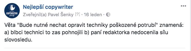 Česká televize je pravidelným dodavatelem materiálu na blog NC.